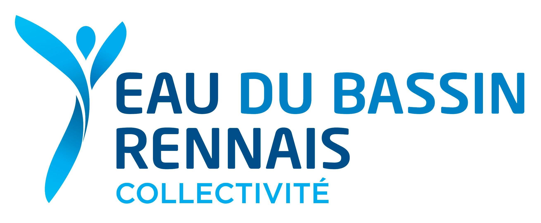 Logo Eau du Bassin Rennais Collectivité